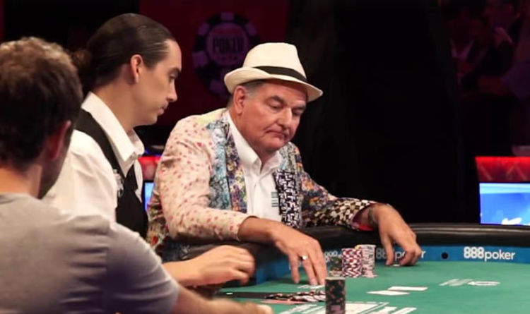 games play poker grandad