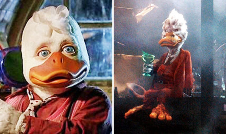 Image result for Versions of Howard the Duck