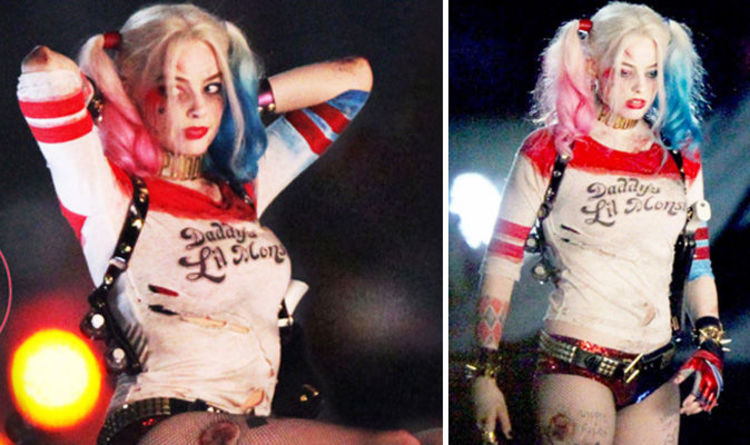 Margot Robbie Harley Quinn ADULTS-ONLY Suicide Squad project: BAD news for  the Joker