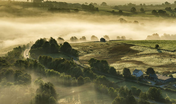 Stupendous The Uks Cheapest And Most Expensive Countryside Places To Home Interior And Landscaping Spoatsignezvosmurscom