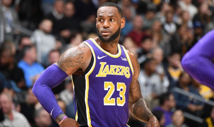 60827bdf7fc LeBron James should be TRADED by Lakers to help land Kevin Durant - NBA  coach