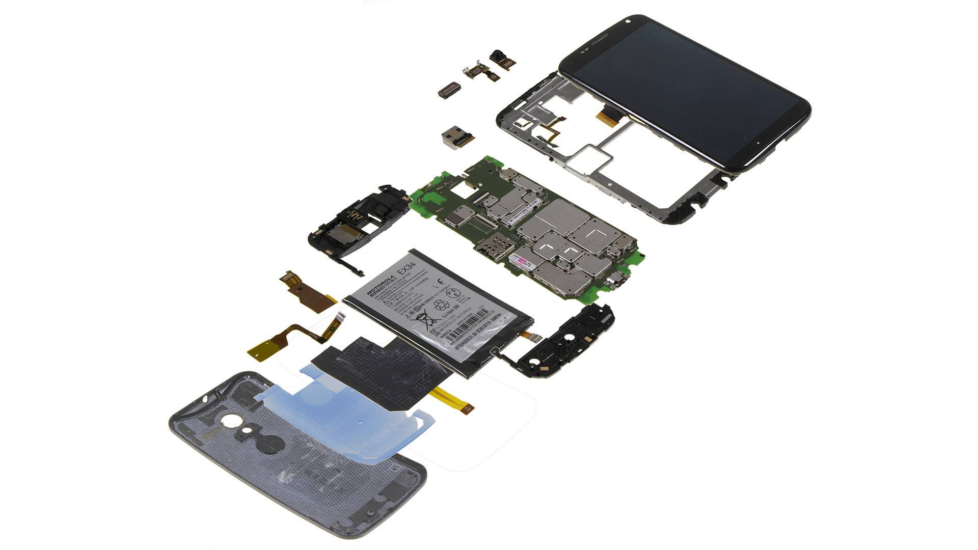 What S Inside My Smartphone An In Depth Look At The Parts Powering Your Everyday Gadget