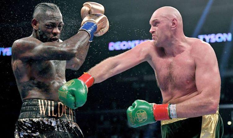 Deontay Wilder Vs Dominic Breazeale Wilder Will Not Fight Tyson