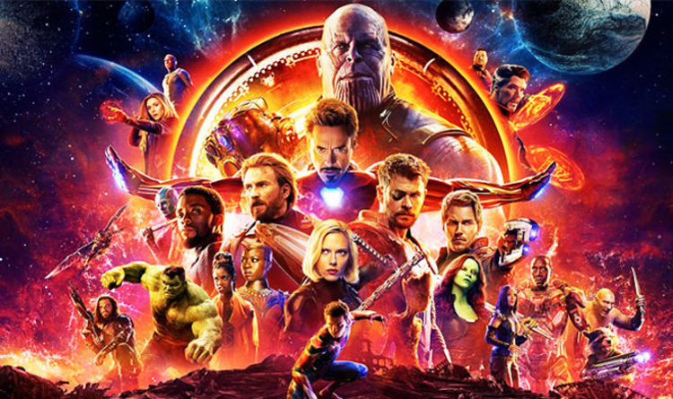 avengers infinity war blu-ray, dvd and digital download release