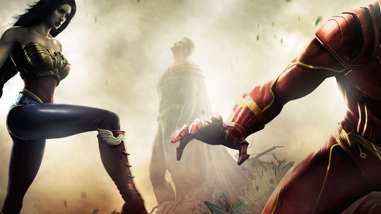 Injustice Gods Among Us Ps3 Review