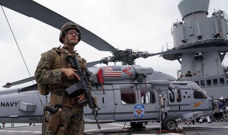 South China Sea: US Navy Admiral calls on ally Australia to act amid