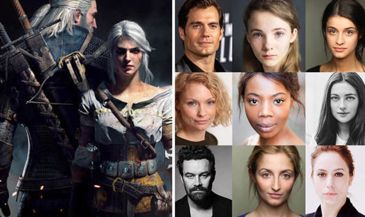 The Witcher on Netflix cast: Who is in the cast of The Witcher? | TV