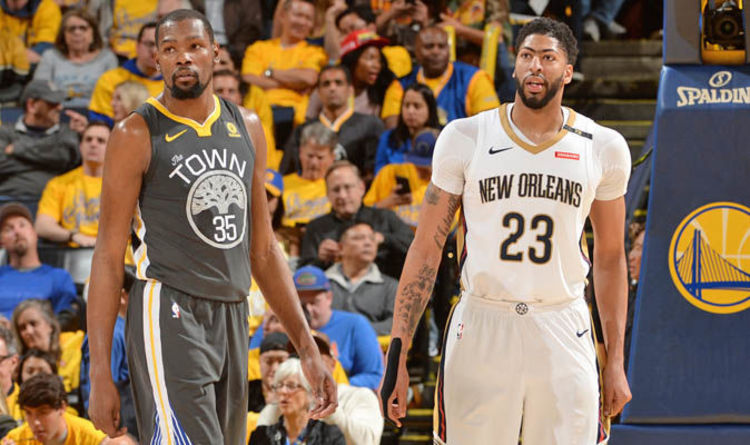 NBA news  Anthony Davis and Kevin Durant joining Lakers depends on TWO  sticking points 4e07a9ef7