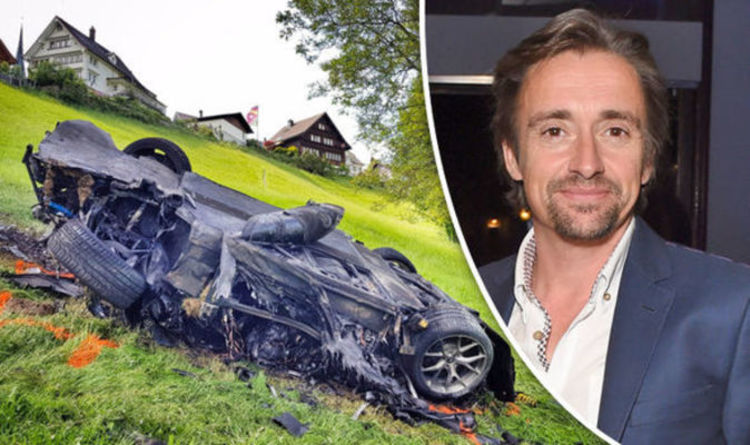 The Grand Tour Season 2 Richard Hammond Horror Crash Will Feature In