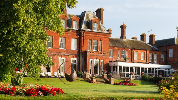 The Times Spa Guide: Champneys, Tring, Hertfordshire