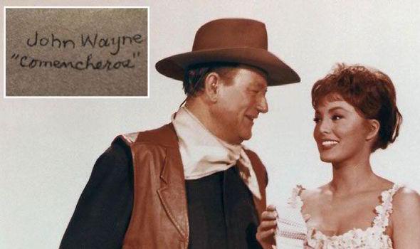 John Wayne cowboy hat 3d8b1449440