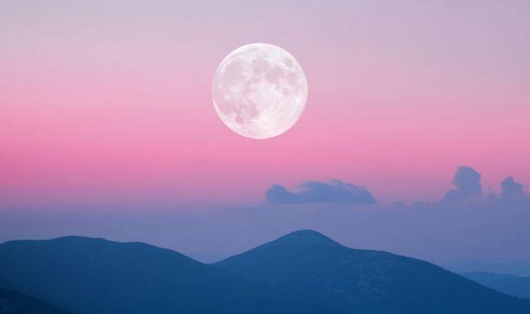Pink Moon 2019: The April Full Moon rises tonight - DON'T