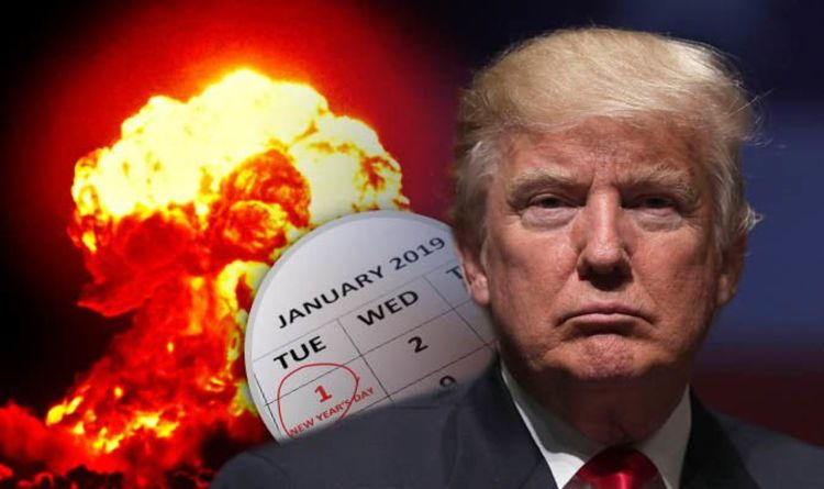 Predictions for 2019: Psychic warns of war, Donald Trump and Brexit