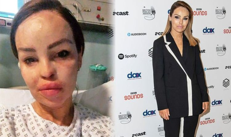 a46c8c4beeaca Katie Piper shares what she's 'missing' in poignant post amid  hospitalisation