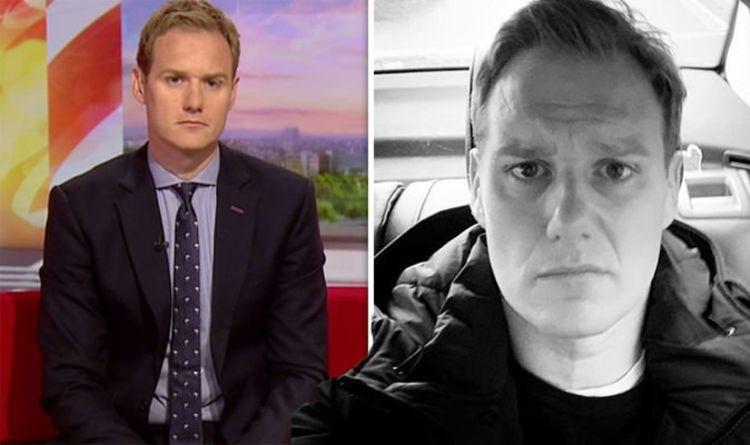 2dd9a7e0375 Dan Walker: 'I can't take this' BBC Breakfast host in alarming 'liar'  outburst