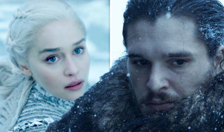 Game Of Thrones Season 8 News Jon Snow Heartbreak As Daenerys Must Tv Radio Showbiz Express Co Uk