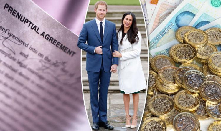 Meghan Markle Prince Harry Wedding News Will The Royal Couple Sign