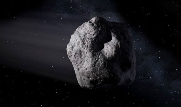 NASA latest news: Asteroid tracker spots close Earth shave with