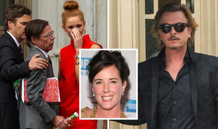 Kate Spade Suicide Andy Spade Expressed Deep Love For Designer In Eulogy At Funeral Celebrity News Showbiz Tv Express Co Uk