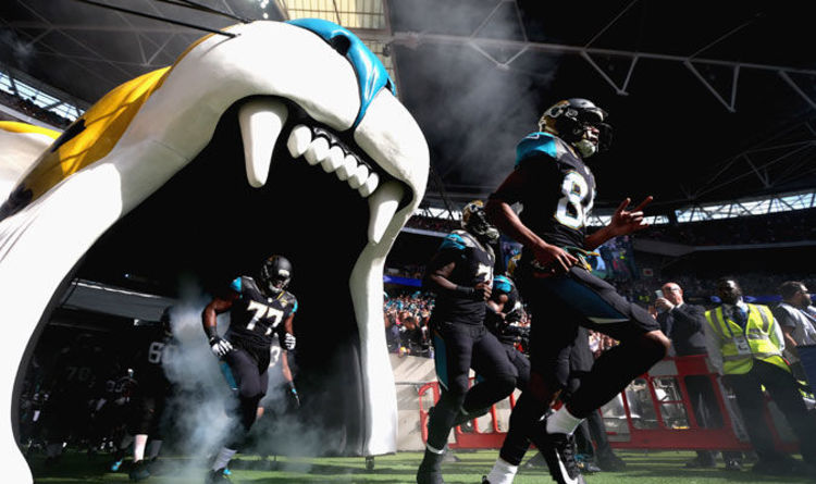 nfl news: will jacksonville jaguars move to london? exclusive | nfl