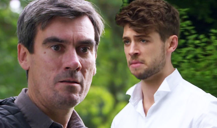 Emmerdale Spoilers Joe Tates Location Could Have Been Revealed In A Huge Clue On Itv Tv Radio Showbiz Tv Express Co Uk