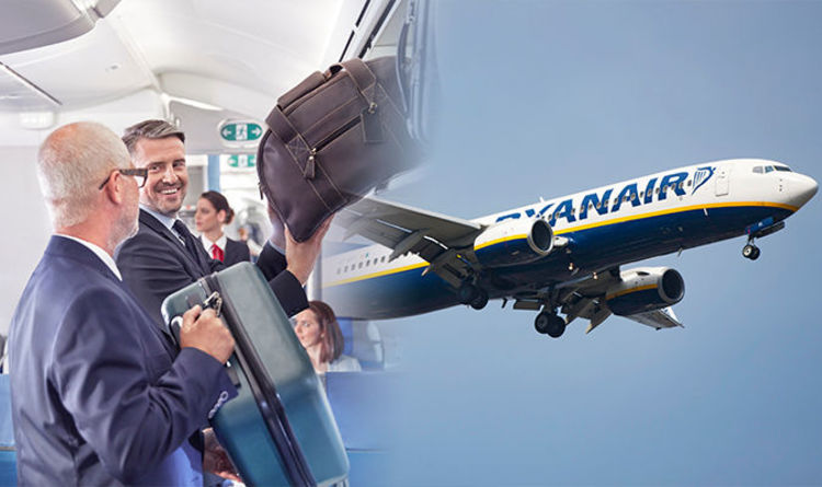Ryanair  Could the airline s new hand luggage rules be illegal ... fa390a0074