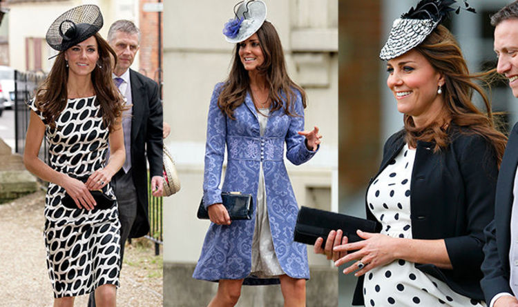 The Duchess Of Cambridge S Wedding Guest Style In Pictures Kate S