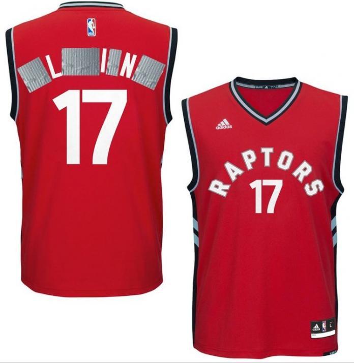 Jeremy Lin will wear No. 17 with the Raptors | TalkBasket.net