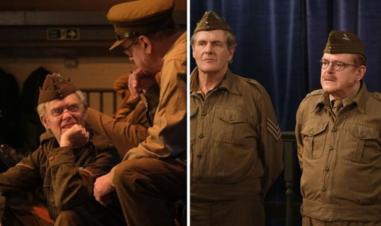 A Country Wedding Cast.Dad S Army The Lost Episodes Release Date Cast Trailer